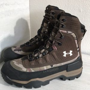 Under Armour brown Tone 2.0 400G men's boots